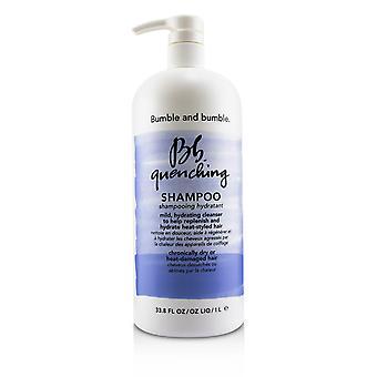 Bb. saciando shampoo cronicamente seco ou calor danificado cabelo (produto de salão) 1000ml /33.8oz