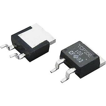 TRU COMPONENTS TCP20E-AR150FTB High power resistor 0.15 Ω SMD TO-263/D2PAK 35 W 1 % 1 pc(s)