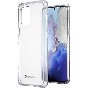 Cellularline CLEARDUOGALS11ET Back cover Samsung Galaxy S20 Transparent