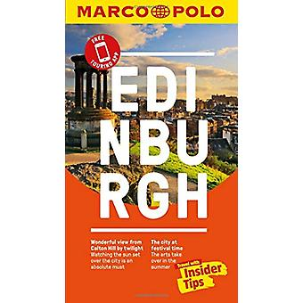 Edinburgh Marco Polo Pocket Travel Guide - with pull out map by Marco