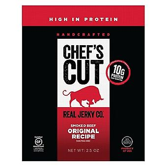 Chef's Cut Real Jerky Smoked Beef Original Recipe