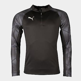 Puma FtblNXT 1/4 Zip Kids Football Training Top