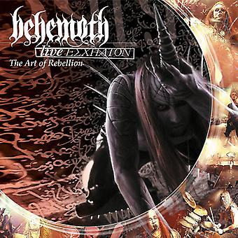 Behemoth - Live Eschaton: The Art of Rebellion [CD] USA import