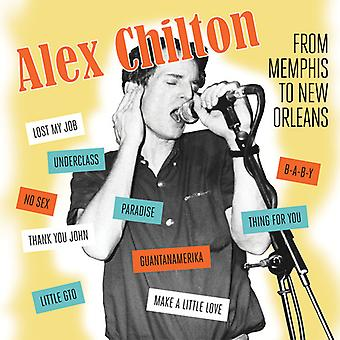 From Memphis To New Orleans [CD] USA import
