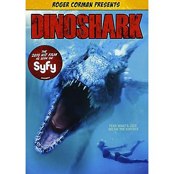 Dinoshark [DVD] USA import