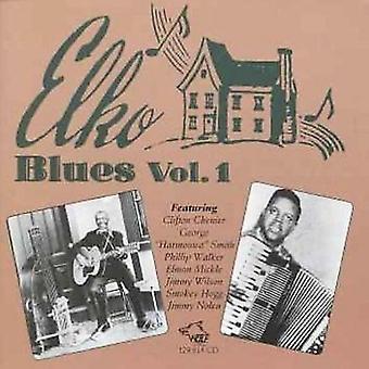 Elko Blues - Vol. 1-Elko Blues [CD] USA import