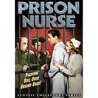 Fängelset sjuksköterska [DVD] USA import