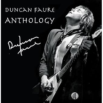 Duncan Faure - Anthology [CD] USA import