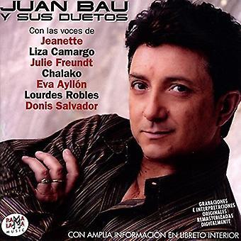 Juan Bau Y Sus Duetos [CD] USA import