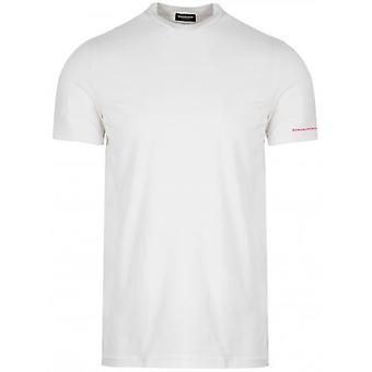 DSQUARED2 Underwear White Marl T-Shirt