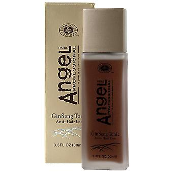 Angel Paris Professional Ginsned Tonic Anti-Hair Loss, 3.3oz