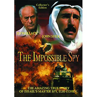 Impossible Spy [DVD] USA import