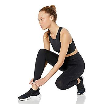 Core 10 Women's Onstride Color Block High Waist Workout, Black, Size Small