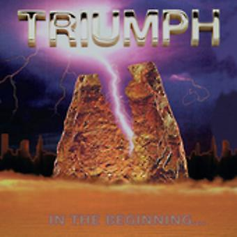 Triumph - In the Beginning [CD] USA import