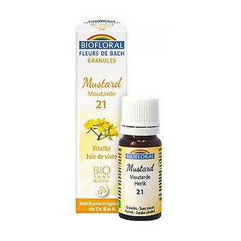 Organic Granules Mustard 300 granules
