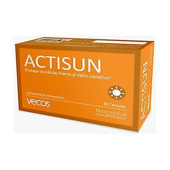 Actisun 60 capsules