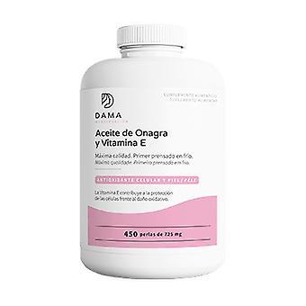 Evening Primrose Oil and Vitamin E 450 softgels