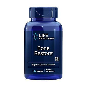 Restauration osseuse 120 capsules