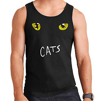 Cats Logo Men's Vest