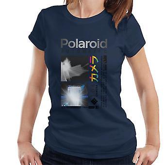 Polaroid Endless Adventures Naisten's T-paita