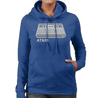 Atari 2600 Video Computer System Women's Hooded Sweatshirt