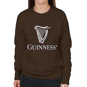 Guinness Classic Harp Logo Women's Sweatshirt