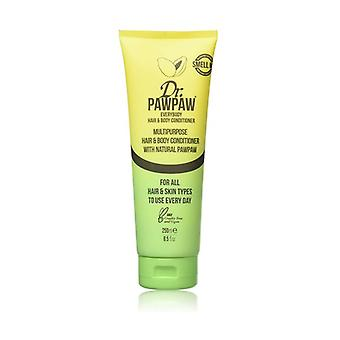 Conditioner and shower 250 ml of cream