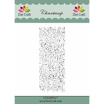 Dixi Craft Tekstur-2 Clearstamp