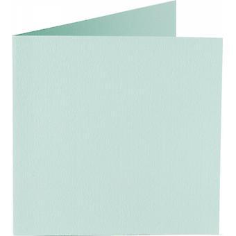 Papicolor 6X Tarjeta Doble 132X132mm Mar-Verde