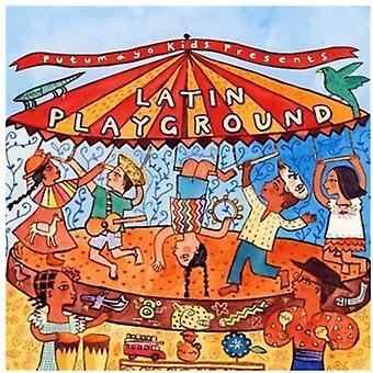 Putumayo Presents - Latin Playground [CD] USA import