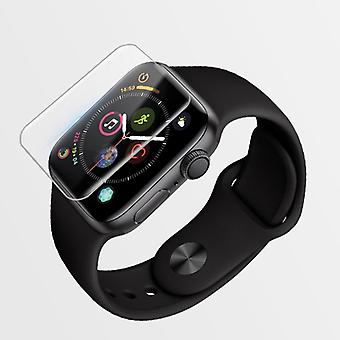 Full Screen Glass Protector voor apple watch-gebogen randen