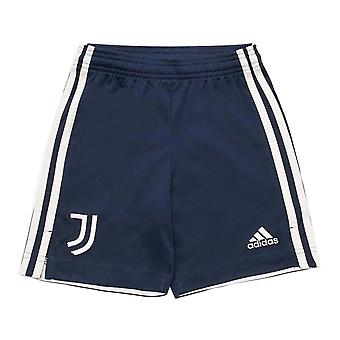 2020-2021 Juventus Adidas Away Pantaloni scurți (Copii)
