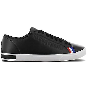 Le Coq Sportif Verdon Premium - Men's Shoes Black 1911037 Sneakers Sports Shoes