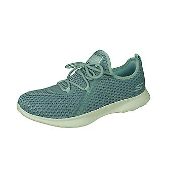 Skechers You Serene Tranquility Womens Walking Trainers / Shoes - Blue