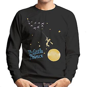 The Little Prince Bird Flock Men's Sweatshirt