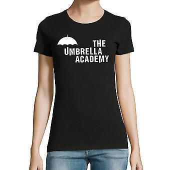 The Umbrella Academy Womens/Ladies Logo T-Shirt