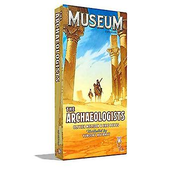 Museum Board Game The Archaeologists Expansion Pack