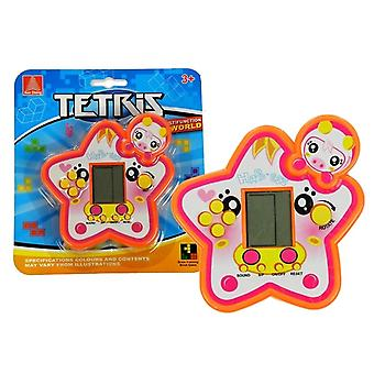 Tetris Stjerne elektronisk spil - Rød