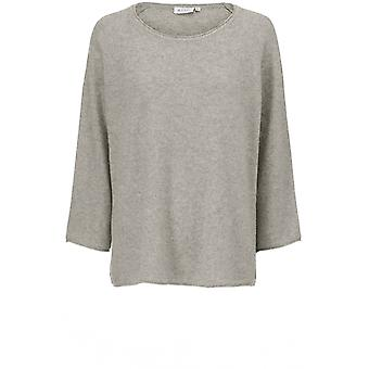 Masai Clothing Fenji Neutral Knit Jumper