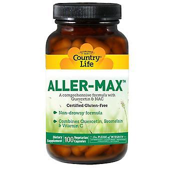 Country Life Aller-Max, 100 korkkia