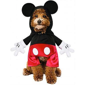 Disney Halloween Fancy Dress Pet Costume - Mickey Mouse