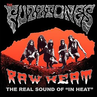 Raw Heat: Real Sound Of In Heat [Vinyl] USA import