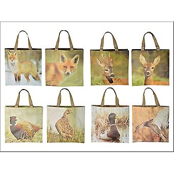 Fallen Fruits Reusable Shop Bag Wildlife Assorted TP162