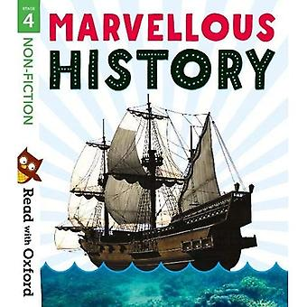 Read with Oxford: Stage 4:� Non-fiction: Marvellous History (Read with Oxford)