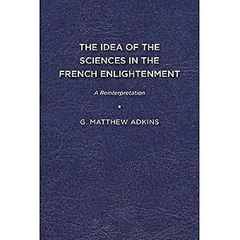 Ajatus tieteistä Ranskan valistuksen aikana