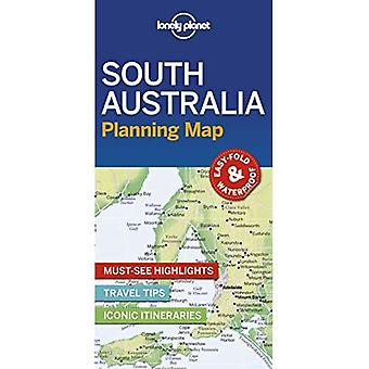 Lonely Planet South Australia Planning Map (Map)