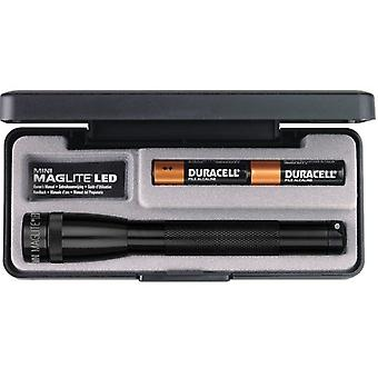 Mini Maglite LED 2-Cell AA with Case & Batteries - Black
