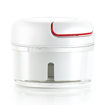 Mini Food/vegetable Grinder Chopper Mincer Food Processor (white)