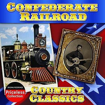 Confederate Railroad - Country Classics [CD] USA import