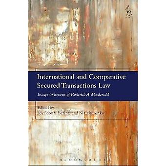 International and Comparative Secured Transactions Law - Essays in hon